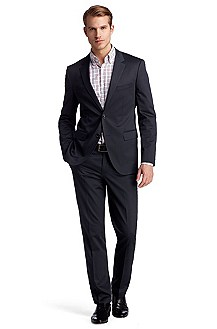 Cotton suit 'The James4/Sharp6'