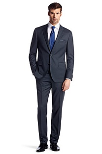 Business suit 'The James4/Sharp6'