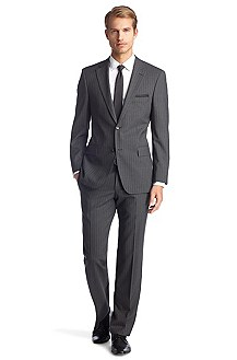 Pure new wool suit 'Pasini2/Movie2'