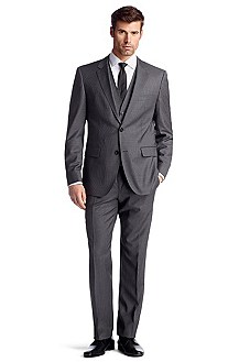 Three-piece business suit 'The James4/Sharp6WE'