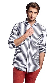 Casual shirt with a breast pocket 'EgrifE'