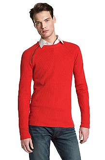 Cotton knitted sweater 'Sokar'