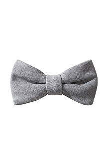 Fliege ´Big Bow Tie` aus Baumwoll-Mix