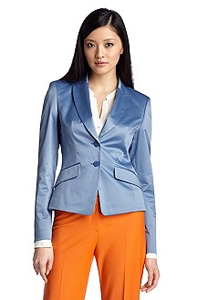 Cotton blend business blazer 'Juljanella1'