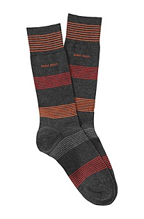 Combed cotton socks 'RS Design'