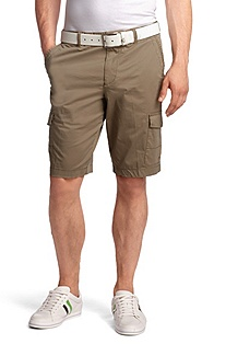 Regular-Fit Shorts ´Hoby-W` im Cargo-Stil