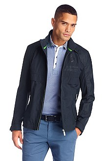 Coupe-vent Regular Fit, Jerco