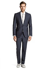 Slim fit suit from HUGO 'Amaro/Heise'