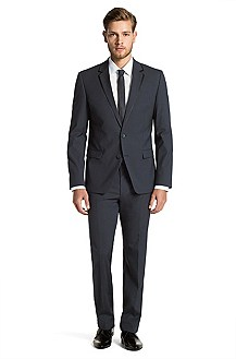 Modern slim fit suit from HUGO 'Ayken/Hemus'