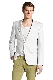 Fashion Slim Fit tailored jacket by HUGO 'Aeris'