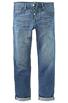 Regular fit jeans in blended cotton 'Deam'