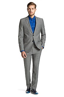 Fashion slim fit suit from HUGO 'Aeron1/Hamen1'