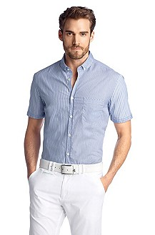 Casual shirt with a button-down collar 'Bandy'