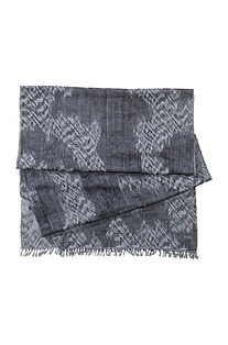 Cotton scarf 'Men-Z 392'