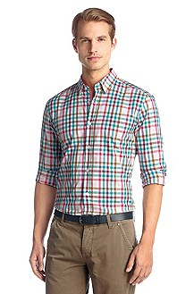 Casual shirt with a Kent collar 'Ronny_21'
