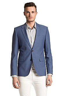Fashion Slim Fit tailored jacket 'Aeris'