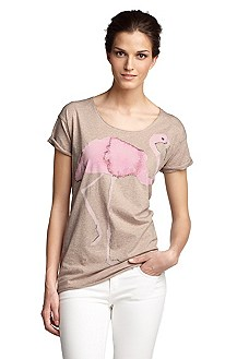 T-shirt de coupe ample, Talme