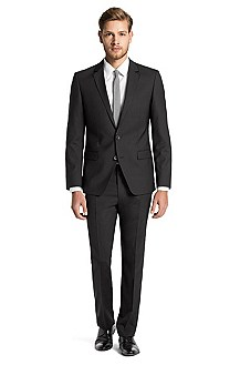 Modern slim fit tuxedo suit from HUGO 'Ayken/Hem