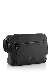 Messenger bag with a tablet sleeve 'Gospel'