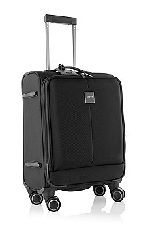 Trolley case + TSA combination padlock 'Crater'