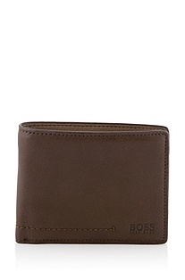 Genuine cowhide leather wallet 'Sitin'