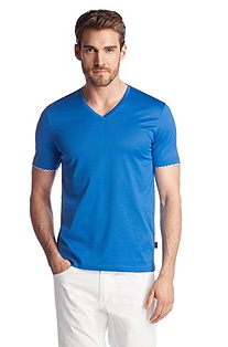 V-neck T-shirt 'Eraldo 55'
