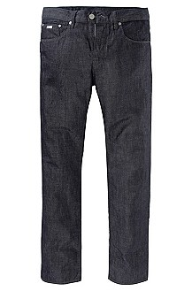 Regular Fit, cotton blend jeans 'Iowa'