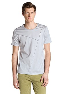 Round neck T-shirt from HUGO 'Dayard'