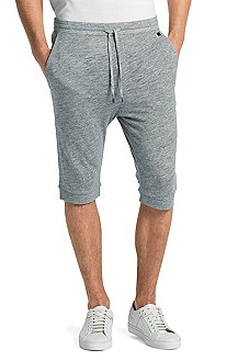 Regular fit joggingshort ´Deller`