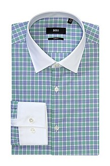 Business shirt with Winchester collar 'Jonne'