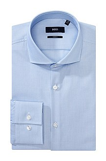 Business shirt with shark collar 'Jason'