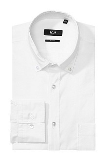Business shirt with shark collar 'Juno'