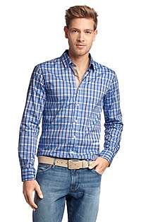 Casual shirt with Kent collar 'CliffE'