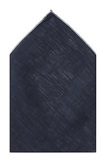 Pure linen pocket square 'Pocket Square 33x33'