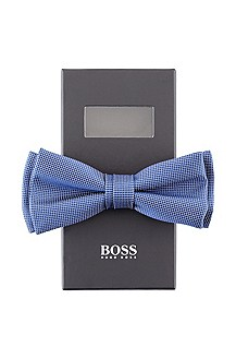 Bow tie in high-quality silk 'Bow tie fashion'