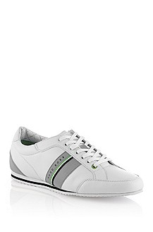 Leather sneaker 'Victoire Energy'