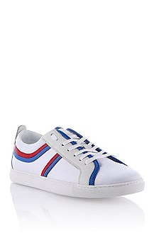 Textile/leather sneaker 'Loinod'