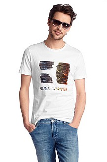 T-Shirt ´Toli 1` in normaler Passform