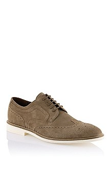 Calfskin lace-up 'Cortios'