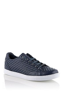 Leather sneaker 'Hermon'