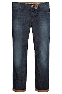 Jean de coupe Slim Fit, Orange63 landscape