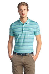 Pure cotton polo shirt 'Bugnara 23'