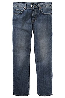 Freizeit-Jeans ´Kansas` aus Blue-Denim