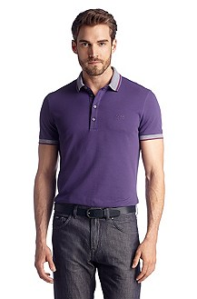 Piqué polo shirt 'Firenze 17 Modern Essential'