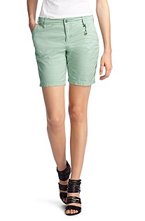 Cotton blend shorts 'Supidi-W'