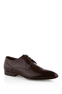 Calfskin leather lace-up shoe 'Tokin'