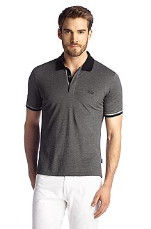 Pure cotton polo shirt 'Ancona 08'