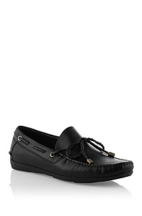 Leather moccasin 'Motero'