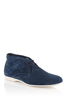 Suede lace-up 'Sortion'