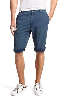 Shorts in pure cotton 'Stimo-Shorts-D'